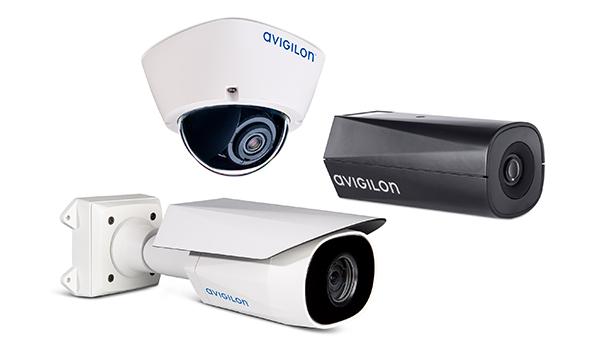 Avigilon H5A Camera Line