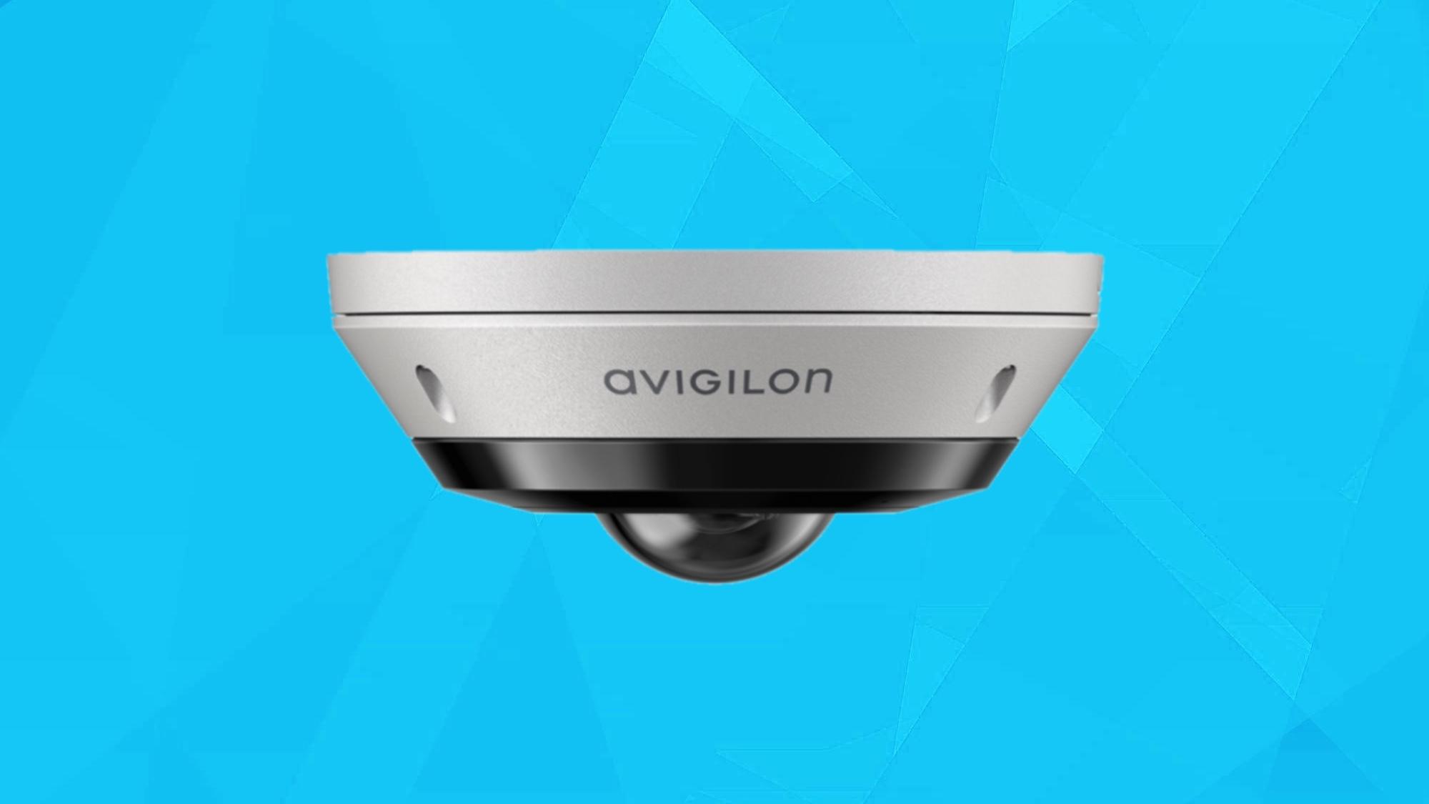 Avigilon Fisheye camera v2