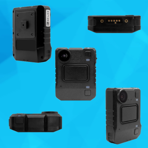 VB400 Body Worn camera for security staff